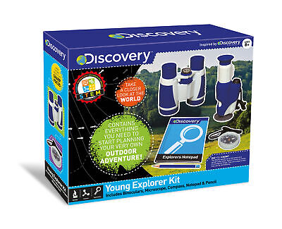 Discovery Young Explorer Kit • 18.99£