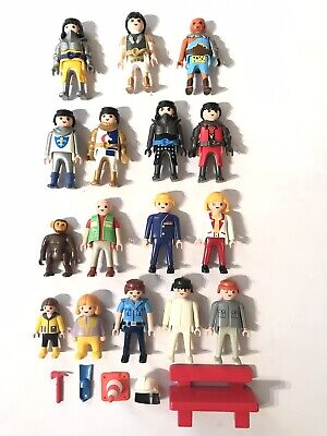 PLAYMOBIL Job Lot Figures Various Toys Accessories Knights Romans Police Monkey • 29.99£