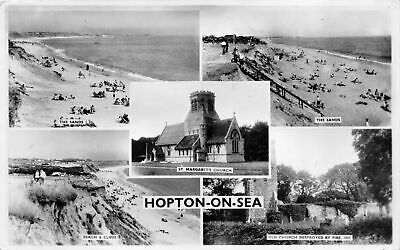 R148993 Hopton On Sea. Multi View. 1959 • 6.75£