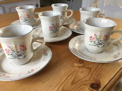 £20 • Buy Crown Dynasty Cups And Saucers