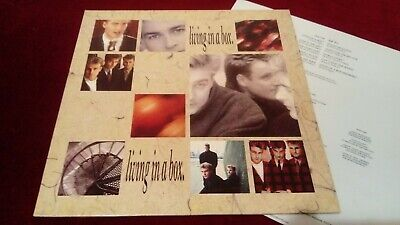 Living In A Box - Living In A Box - Original Uk Lp With Inner • 7.99£
