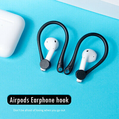 $ CDN4.80 • Buy AirPods Case Silicone Protective Accessories Protector Anti-lost Ear Hook US