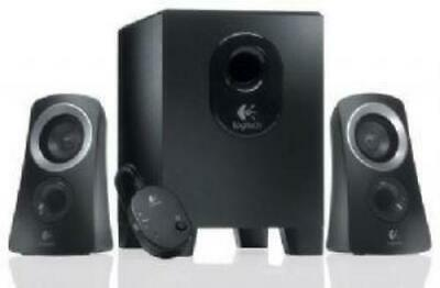 AU125 • Buy Logitech Z313 Speakers 2.1 2.1 Stereo,Compact Subwoofer Rich Sound Simple Setup