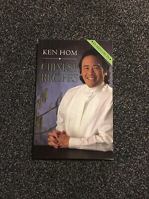 Chinese Recipes By Ken Hom Paperback  • 3£