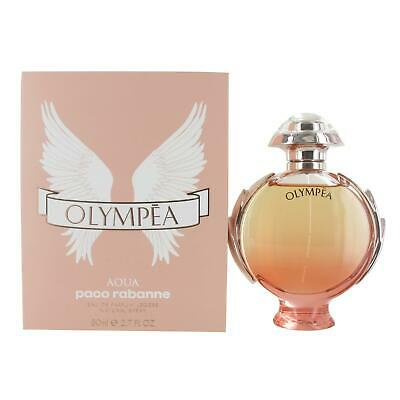 Paco Rabanne Olympea Aqua 80ml Eau De Parfum Legere Spray For Women • 48.99£