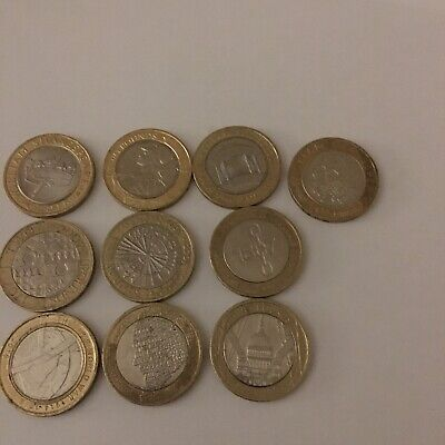 Rare 2 Pound £2 Coin Job Lot Bundle Collection Bulk Coin Hunt • 49.99£