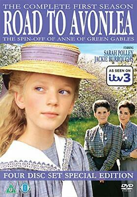 £23.02 • Buy Road To Avonlea - The Complete First Series - 4 Disc Special Edition [DVD]