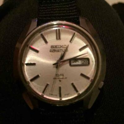 $ CDN281.46 • Buy SEIKO 5 ACTUS 6106-8460 Automatic 25JEWELS 1970s Vintage Watch From Japan