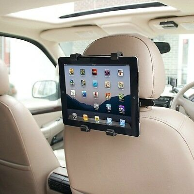 Adjustable Universal In Car Headrest Seat Holder For 7 To 11  Tab • 7.99£