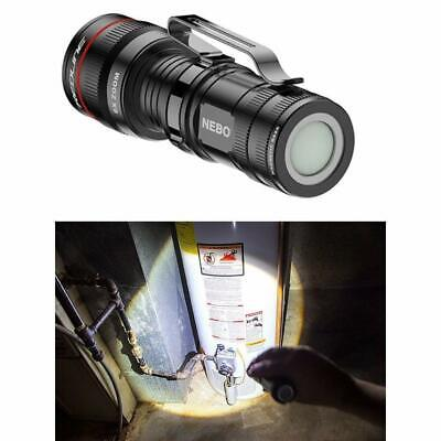 Nebo Micro Redline OC 360 LUX LED Flashlight • 12.49£