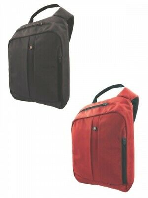 AU75 • Buy NEW Victorinox Accessories 4.0  Gear Sling With Rfid Protection - In RED -