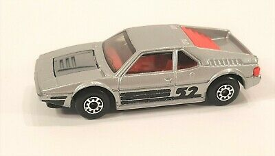 $7.99 • Buy Matchbox Lesney 1981 Bmw No. 52 Gray Diecast Vehicle In Good Condition