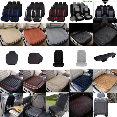 $ CDN32.14 • Buy 1x Car Front/Rear Seat Protector Pad Cover Warmer Breathable Cushion Accessories