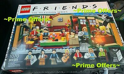 $89.99 • Buy LEGO FRIENDS Central Perk Ideas Set 21319, NEW US Seller Ready To Ship