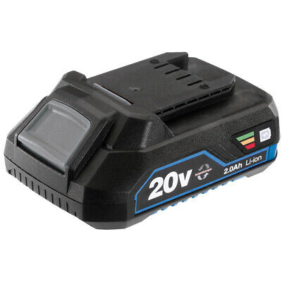 Draper 20v 2.0ah Cordless Replacement Interchangeable Spare New Li-ion Battery • 29.99£