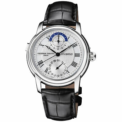 Frederique Constant Classic Hybrid Manufacture Automatic Men's Watch FC-750MC4H6 • 1,325$