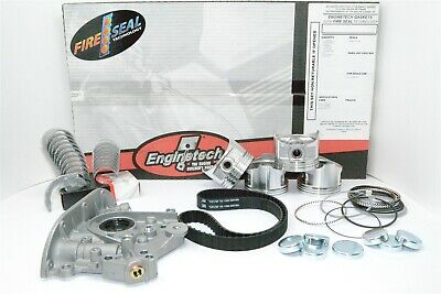 AU344.07 • Buy Fits 93 94 95 96 97 Isuzu Pickup Rodeo 2.6L SOHC 4ZE1- ENGINE REBUILD KIT