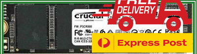 AU95 • Buy Crucial P1 P2 500GB 1TB 2TB M.2 NVMe PCIe SSD Solid State Drive 2000MB/s