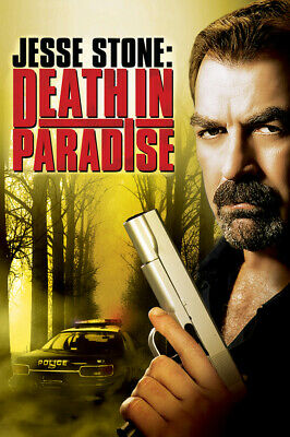 Jesse Stone - Death In Paradise DVD | (Tom Selleck) • 10.95£