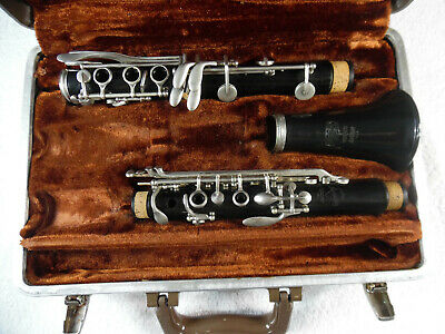 $59.99 • Buy Bundy Resonite Selmer & Normandy Resotone USA Clarinet Clarinet9