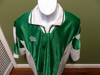 Vintage 90s ADMIRAL Adult XL Soccer Jersey Shirt #8 • 26.95$