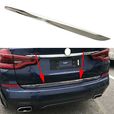 AU111.99 • Buy Car Tailgate Rear Door Trunk Boot Trim Cover Protector For BMW X3 G01 2018-2021