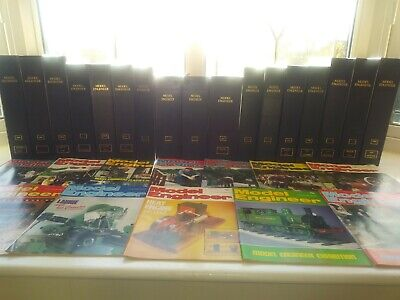 Bound Collection Of Model Engineer Magazines Volumes 128 To 175 (1963 To 1995) • 12£