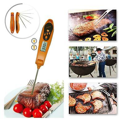 £6.37 • Buy Digital Food Thermometer Instant Read Probe Kitchen Cooking BBQ Grill Food Meat