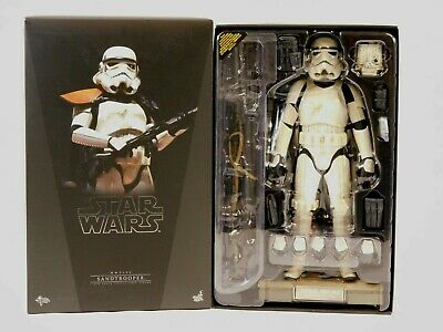 $275.49 • Buy Hot Toys Star Wars Sandtrooper 1/6th Scale Mms 295 A New Hope
