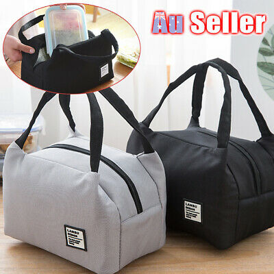 AU12.01 • Buy Portable Carry Insulated Bag Tote Lunch Box Case Thermal Cooler Storage Picnic