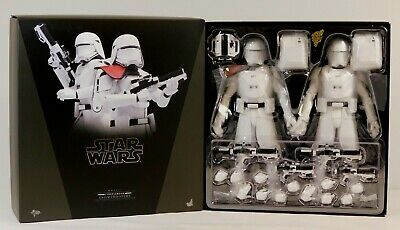 $ CDN326.83 • Buy Hot Toys Star Wars Force Awakens Snowtroopers 2pk Mms 323 1/6th Scale