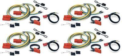 $131.40 • Buy Warn Industries 22681 Winch Power Cable Connector Quick Connect 4 PACK