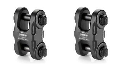$195.10 • Buy Warn Industries 100630 Winch Cable Shackle Epic Hyperlink 2 PACK