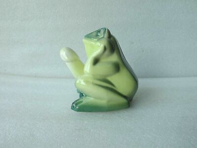 $ CDN52.86 • Buy Vintage Frog  Figurine Porcelain/Ceramic