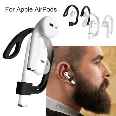 $ CDN1.13 • Buy Secure Fit Hooks Anti-lost Ear Hook Protective Earhooks For Apple AirPods