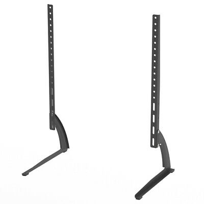 Table-top Universal TV Stand Base Mount For 40 - 65  Samsung LG Vizio Sony Flat • 19.99$