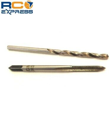 $10.21 • Buy Hot Racing 3mm Coarse Tap And Drill Set (M3x0.5) DNT3M