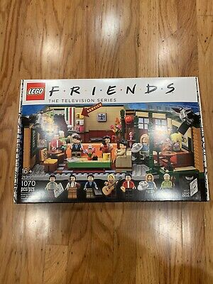 $124.95 • Buy LEGO FRIENDS Central Perk Ideas SOLD OUT 21319 Brand New *IN HAND SHIPS TODAY*