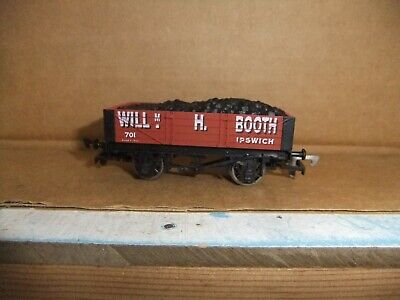 Dapol Willm. H .Booth Ipswich Open Coal Wagon No.701, Boxed, Ltd Edtn 6 Of 200 • 24£