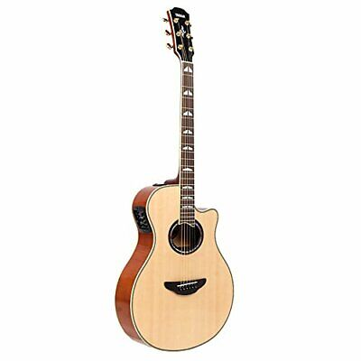 New Yamaha Electric Acoustic Guitar Apx1000 Natural Nt Apx-1000 • 1,499.50£