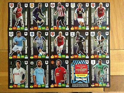 Panini Adrenalyn XL 2019/20 Premier League Various Limited Edition Cards • 2.25£