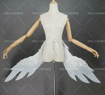 $ CDN48.53 • Buy Handmade Anime Soraka Wing Multiple Shapes Customize Feather Wings Props