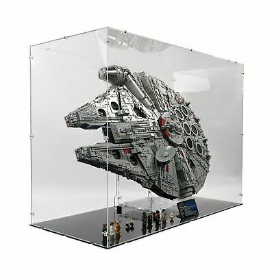 $219.99 • Buy 75192 UCS Millennium Falcon Display Case (For Vertical Stand)