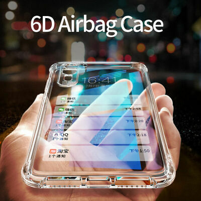 $2.29 • Buy For Xiaomi Redmi Note 8 7 Pro Shockproof Transparent Silicone Airbag Case Cover