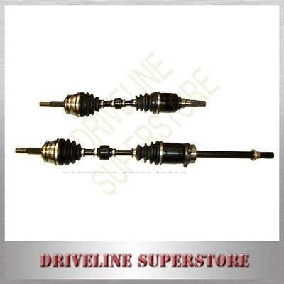 AU228 • Buy 2 CV JOINT DRIVE SHAFT FOR NISSAN PULSAR N15 SSS  With SR20 MOTOR 1995-2000 ABS