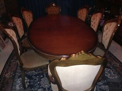 AU1000 • Buy Dining Table And 8 Chairs