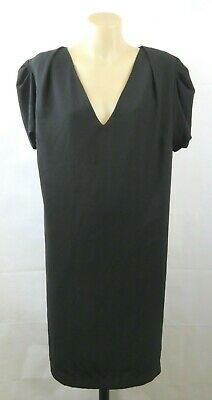 AU16.95 • Buy Plus Size 2XL 18 ASOS Ladies Dress Black Corporate Cocktail Chic Work Design