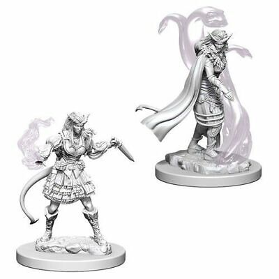 $ CDN5.28 • Buy D&D Nolzur's Marvelous Unpainted Miniatures - Male Tiefling Sorceror Miniature