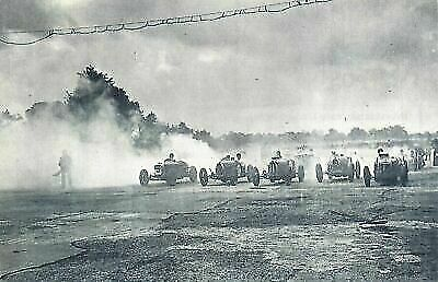 £1.99 • Buy Nostalgia Postcard 1929 Brooklands Race Track Reproduction Card NS6