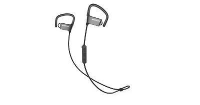 AU36.43 • Buy Anker SoundBuds Arc Ear-Hook Wireless Headphones With 10-Hour Bluetooth - Black